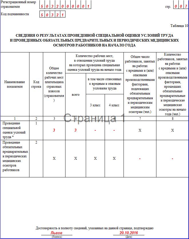 новая форма 4-ФСС за 9 месяцев 2016