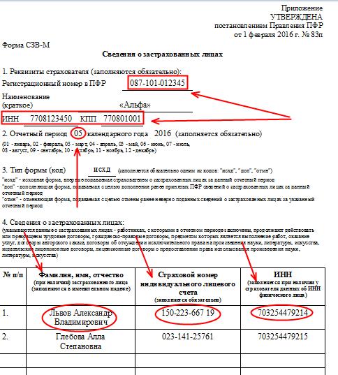 Отчетность в ПФР за 2 квартал 2016 года: новая форма