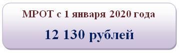 Прожиточный минимум в России в 2020 году с 1 января