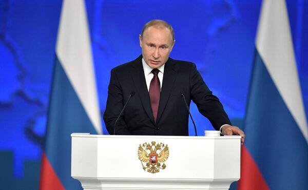Путин предложил ввести задним числом ежемесячные выплаты на детей от 3 до 7 лет