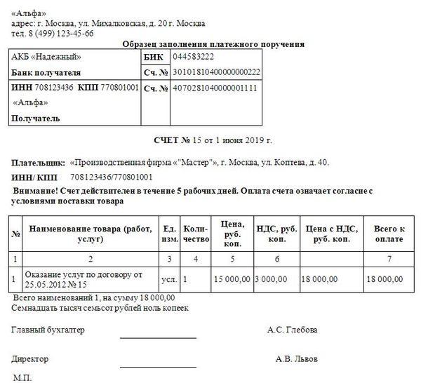 бухгалтерские обслуживание в москве